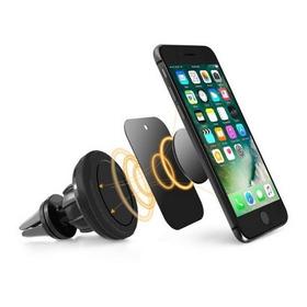 Soporte Celular Auto Magnetico Porta Celular Tablet Auto Sony Samsung iPhone Ht Gps Motorola Rejilla Aire Fac A Y B Envi