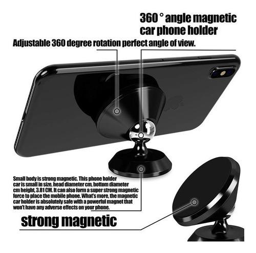 soporte celular auto magnético potente - factura a / b