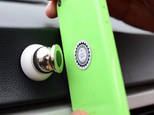 soporte celular carro magnético envío gratis!