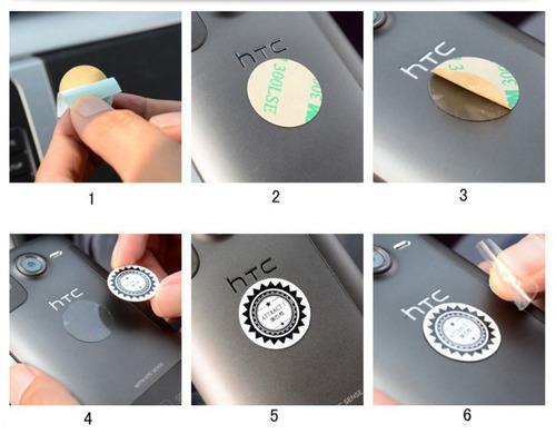 soporte celular magnético para carro iphone samsung otros