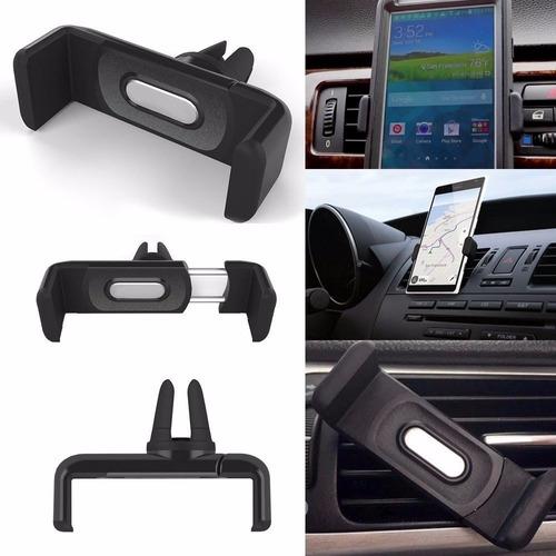 soporte celular rejilla de ventilacion smartphone