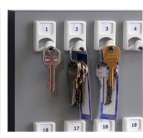 soporte clave w100 numeradas ganchos para alquiler de coches