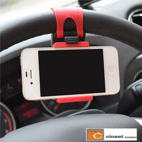 Soporte De Auto Para Celular iPhone 4, 5, 6, Galaxy S6, Gps.