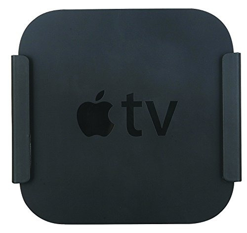 soporte de bandeja de montaje en pared vivo para apple tv 4t