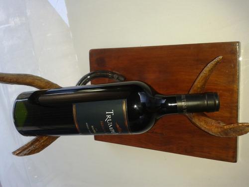 soporte de botella de vino y otros
