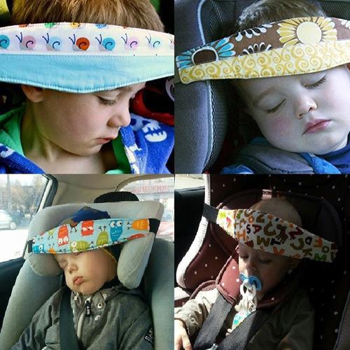 soporte de cabeza de bebés para silla de auto