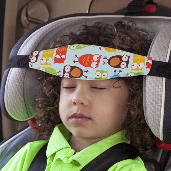 Soporte de cabeza para beb s silla de auto seguridad 3 for Sillas de bebe para auto en walmart