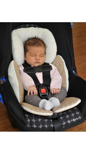 soporte de cabeza y cuerpo para bebé jj colecctions