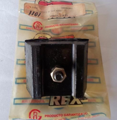 soporte de caja renault 12 4 velocidades