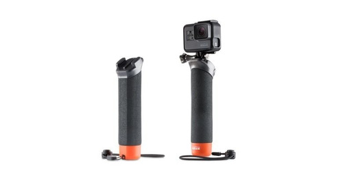 soporte de cámara con empuñadura flotante gopro - osixstore.