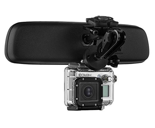 soporte de cámara para montaje en espejo con soporte de rada