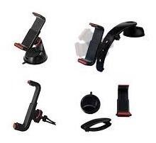 soporte de celular para auto arg-ac-0333bk