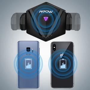 soporte de celular para auto - mpow ventilacion carga inalam