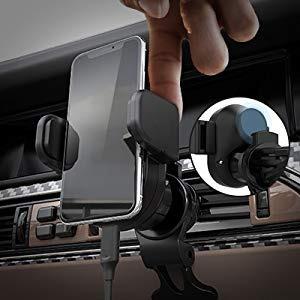 soporte de celular para auto - ranura ventilacion automatico