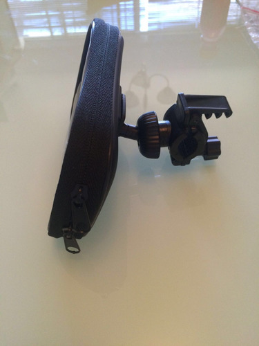 soporte de celular para bicicleta o moto , impermeable