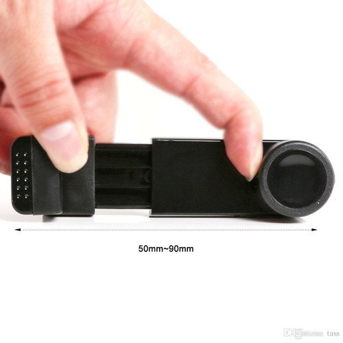 soporte de celular rejilla de aire carro universal de 9 cm