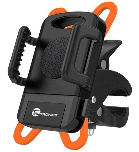 soporte de celular - taotronics - para moto o bicicleta 360º