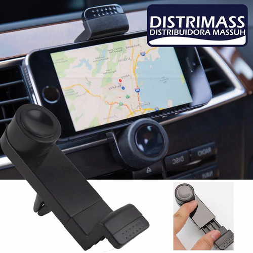 soporte de celulares para carro 100% seguro