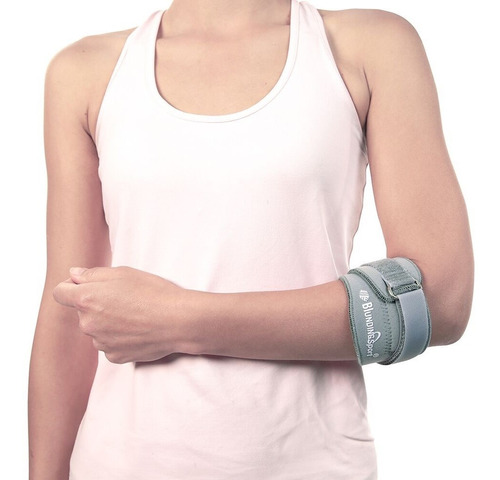 soporte de codo en airprene ejersicio lujo marca blunding