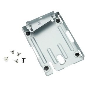 soporte de disco rigido ps3 super slim 12gb mounting bracket