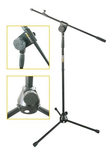 soporte de micrófono pro-lok pmb950 profesional boom pesado