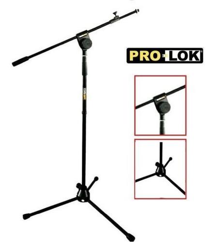 soporte de micrófonos pie girafa profesional sistema no slip