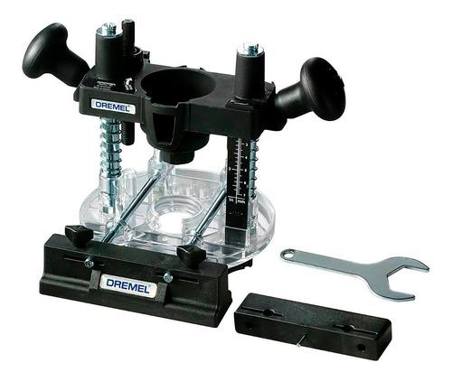 soporte de moto-tool y ruteadora dremel 335