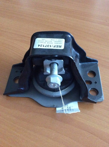 soporte de motor renault sandero y nissan aprio 16 valvulas