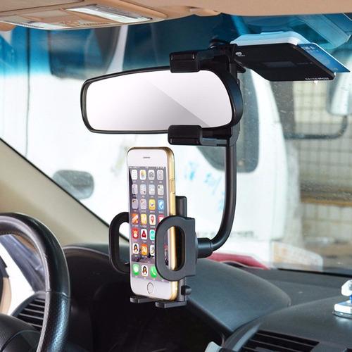 soporte de móvil para el retrovisor para carro