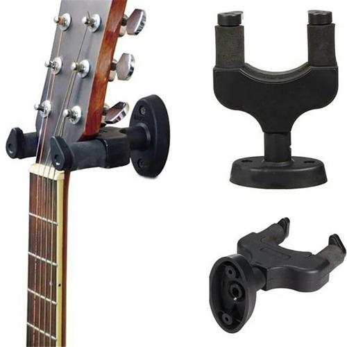 soporte de pared para guitarra bajo ukulele violin
