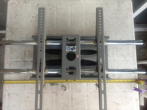 soporte de pared para pantalla gigante, giro 160*, 60 kgs
