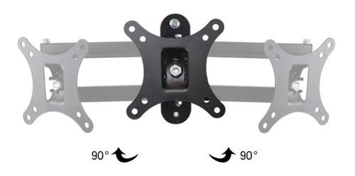 soporte de pared para tv 14 - 42 pulgadas expandible
