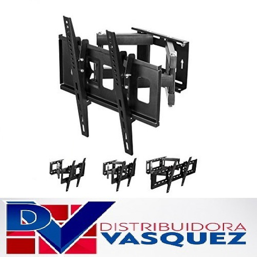 soporte de pared para tv plasma de 35-65` inclina 12 °