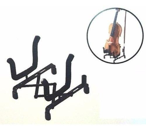 soporte de piso para violin vfs01