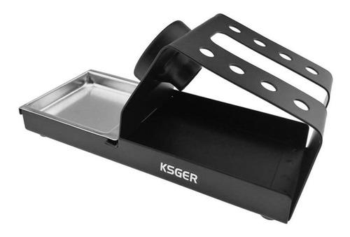 soporte de plataforma de soldadura eléctrica para soldador