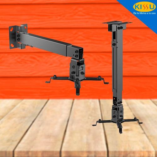 soporte de proyector brazo extendible / techo o pared prb-2g