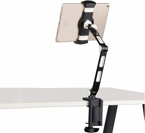 soporte de tablet aluminio compatible 4.7-12.9 pulgada