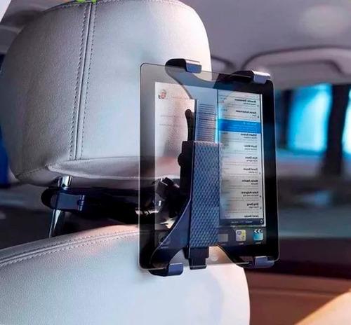soporte de tablet y ipad cabecera vehiculo + envio gratis