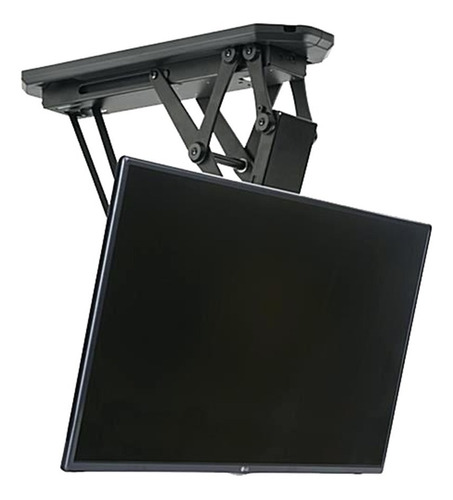 soporte de techo motorizado para tv led lcd con control 9247