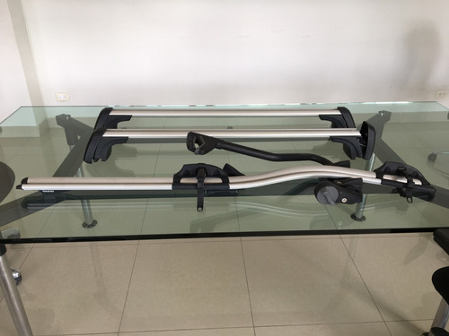 soporte de techo para bicicleta bmw x1