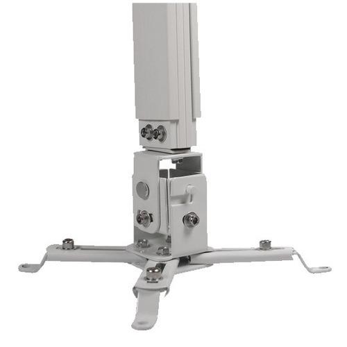 soporte de techo para proyector klip 580 giro 180 e inclina