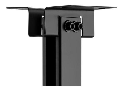 soporte de techo y pared klip xtreme kpm-590b negro