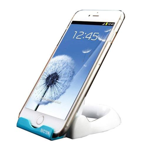soporte de teléfono portátil plegable glacier + envio gratis