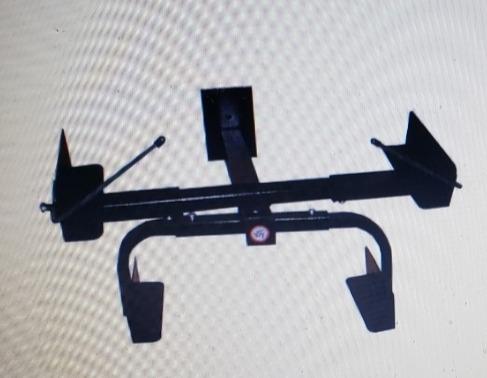 soporte de tv o parlante apertura máxima 50cm