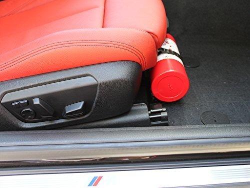 soporte del extintor de incendios coche
