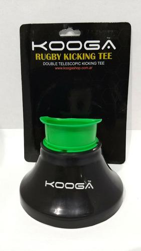 soporte double telescopic blac kooga