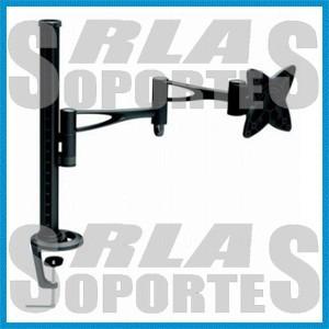 soporte escritorio mesa base lcd led tv 32-40-46-55 pulgadas