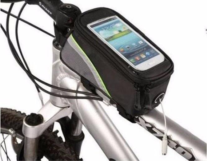9f1c2e7fe81 Soporte Estuche Portacelular+maletin Multiuso Para Bicicleta - $ 37.900 en Mercado  Libre