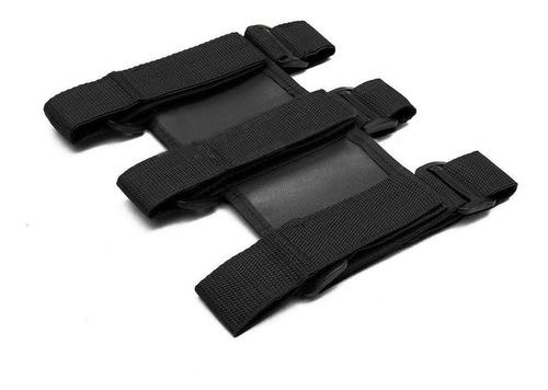 soporte extintor para jeep wrangler negro despacho inmediato