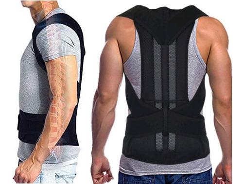 soporte faja corrector de postura ortopedica premium